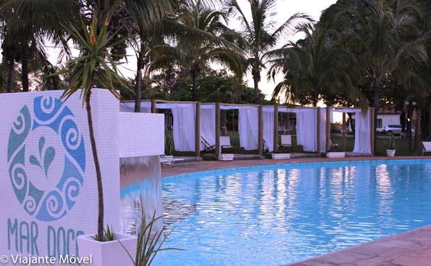 Hotel Mar Doce - Onde ficar em Três Marias, Minas Gerais