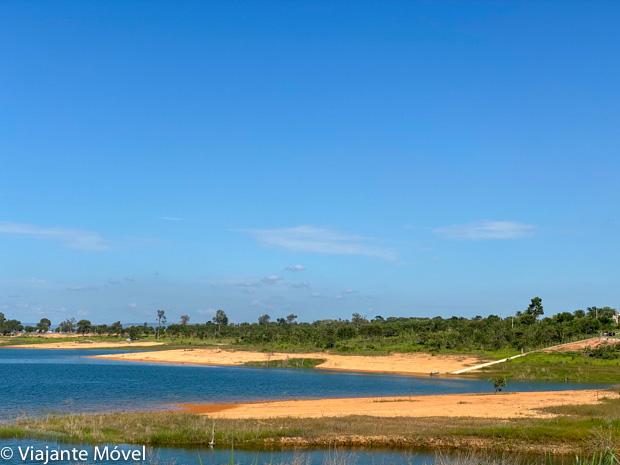 Praia do Lago Três Marias - O que fazer em Três Marias
