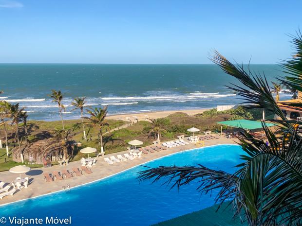 Onde ficar na praia das fontes no Ceará