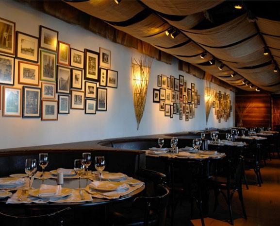 Restaurante romântico em Brasília