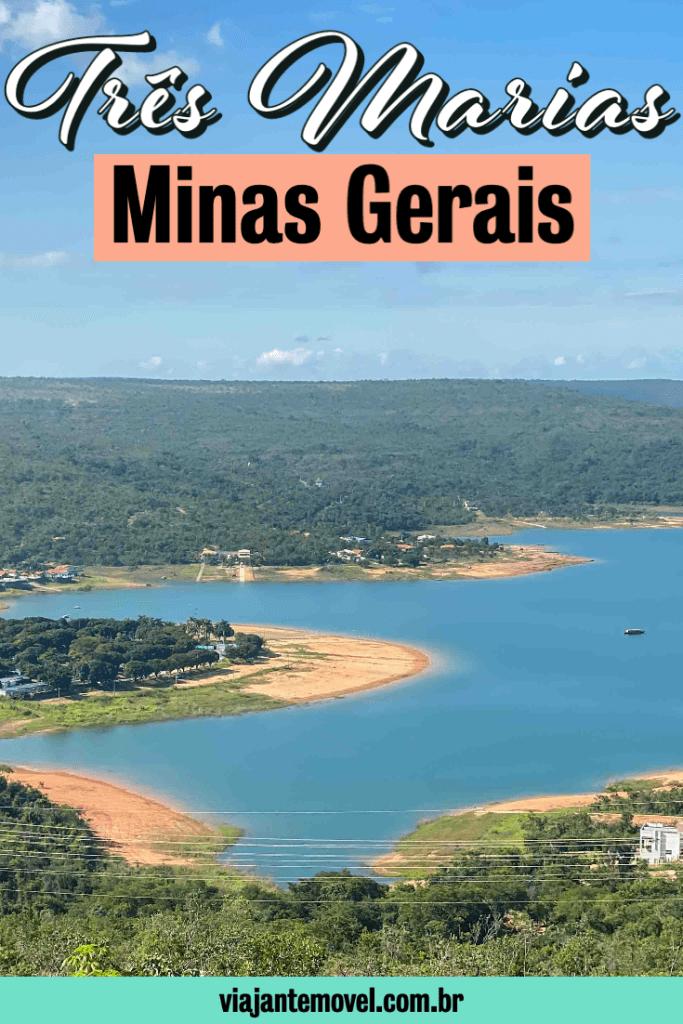 O que fazer em Três Marias em Minas Gerais