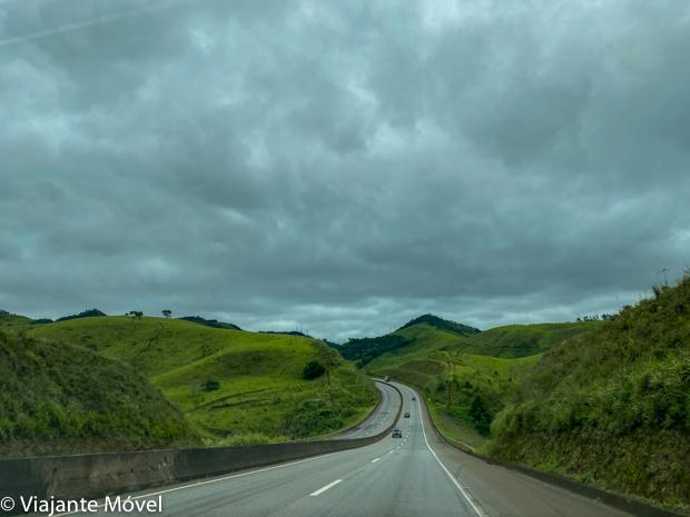 Estrada Real - viagem de carro pelo Brasil