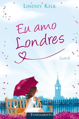 Livro Eu amo Londres