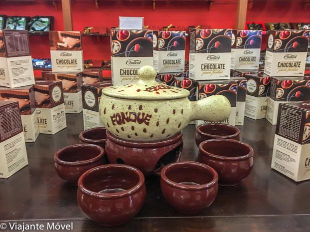 Fábrica de Chocolate Caracol : O que fazer em Gramado