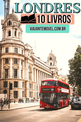10 Livros ambientados em Londres, para viajar sem sair de casa