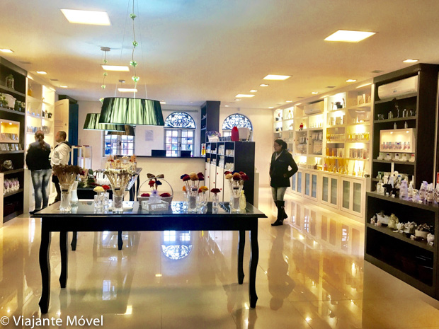 Fragram - Museu do Perfume em Gramado