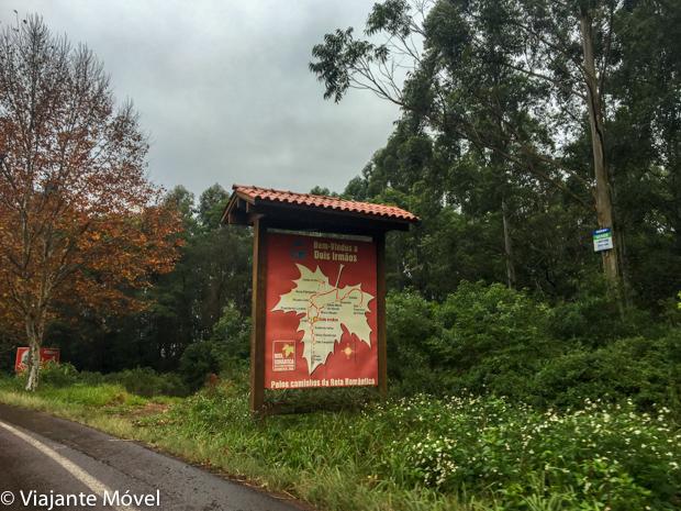 Rota Romântica-viagem de carro pelo Brasil