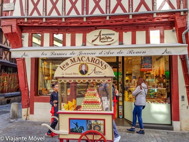 Onde comer em Rouen, a capital histórica da Normandia na França