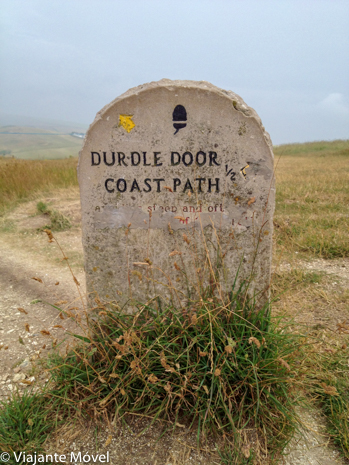 O que fazer em Durdle Door na Costa Jurassica da Inglaterra