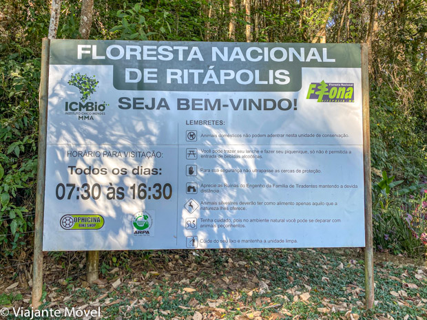 Bate e volta de São João del Rei, Minas Gerais