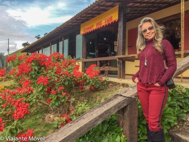 Onde comer em Santa Bárbara do Tugúrio em Minas Gerais