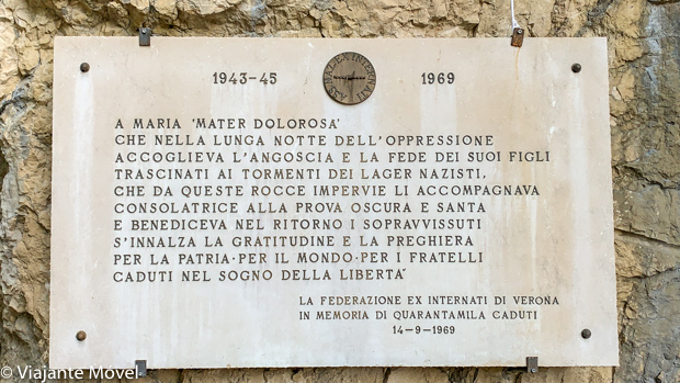 Como chegar no Madonna della Corona, Itália – incrível igreja encravada na rocha
