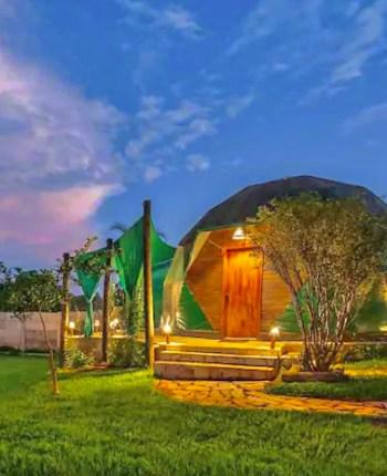 Glamping no Brasil: Nova forma de acampar com conforto