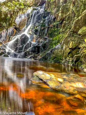Cachoeira do Mangue em Tiradentes, Minas Gerais