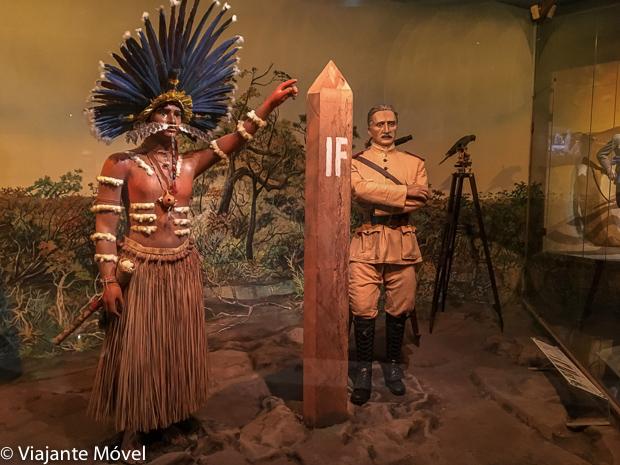Visita ao Museu Histórico do Exército em Copacabana -RJ
