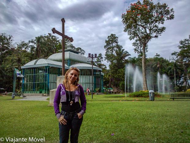 Visitar o Palácio de Cristal em Petrópolis no Rio de Janeiro
