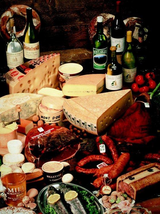 Gastronoma de Francia  Viajar a Francia