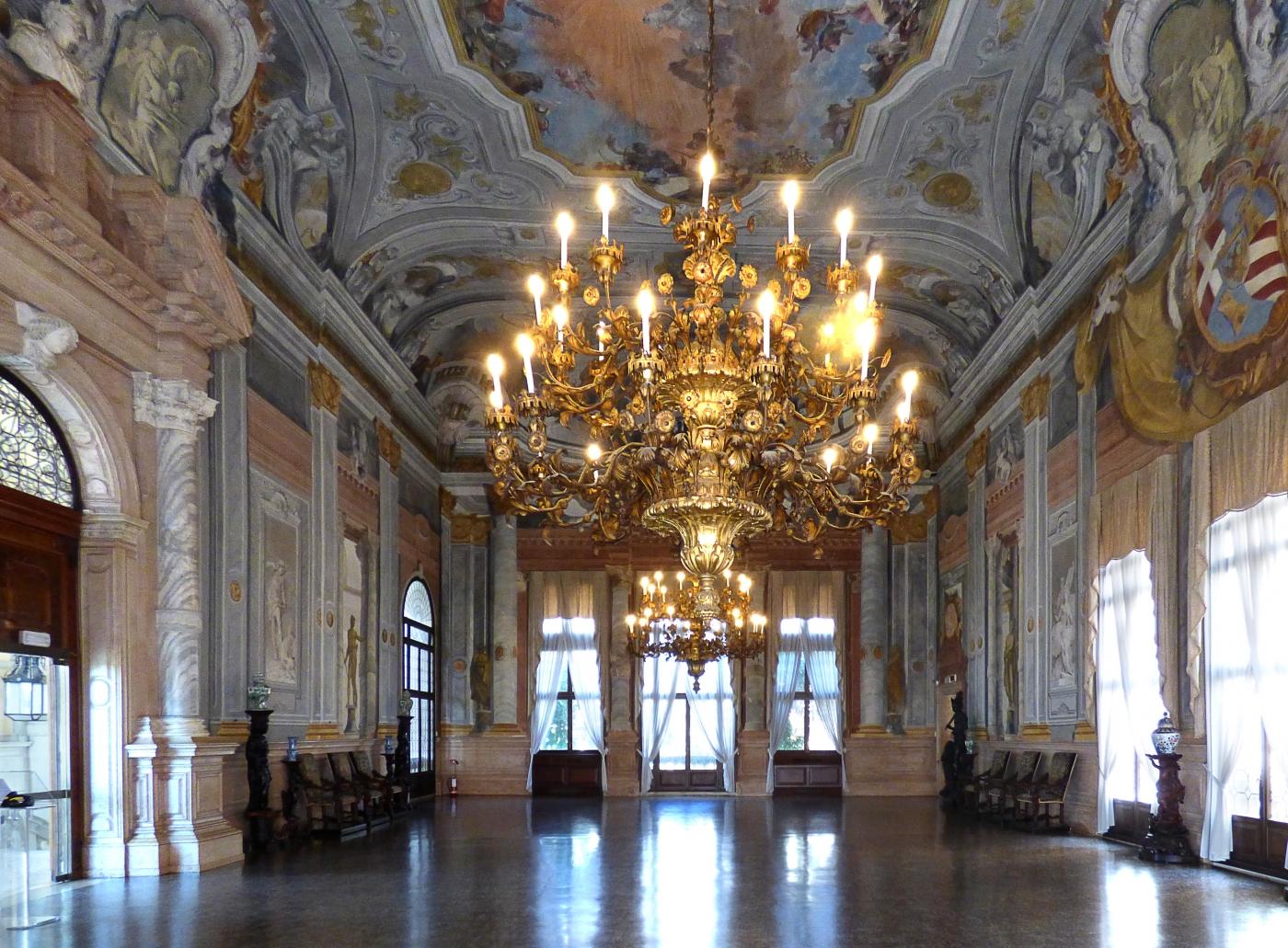 Palacios en Italia  Viajar a Italia