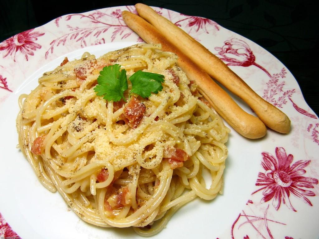 Gastronoma de Roma  Viajar a Italia