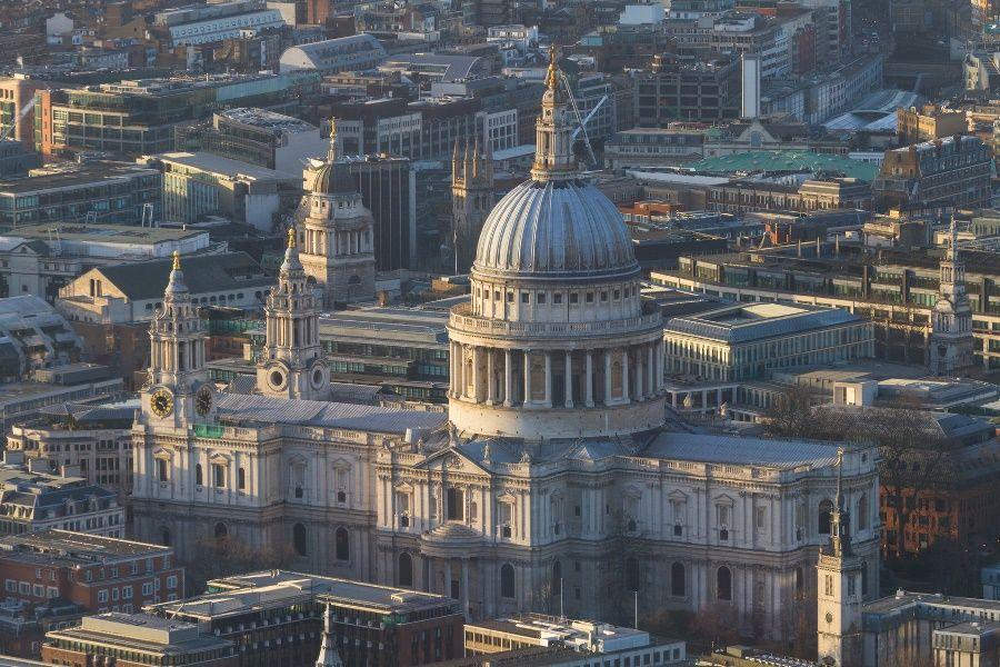 Viajar a Londres  Catedral de San Pablo de Londres