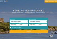 Rent a car en Menorca