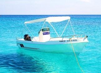 barcos menorca