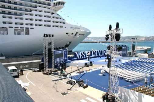 Las compañias de cruceros ya generan mas de 300.000 puestos de trabajo en Europa