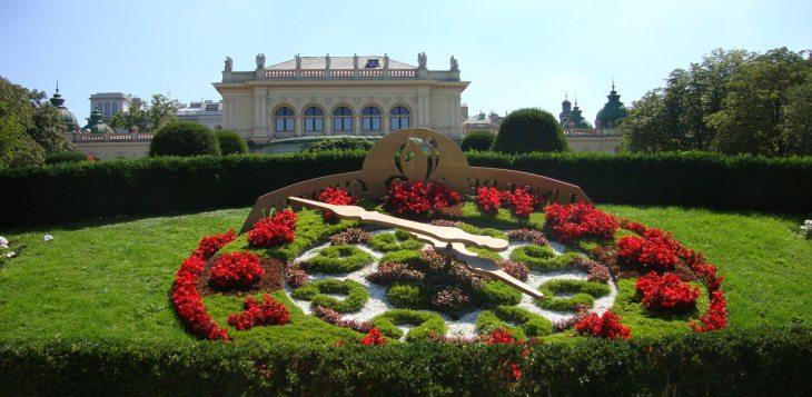 Stadtpark en el centro de Viena – El parque más famoso de Austria