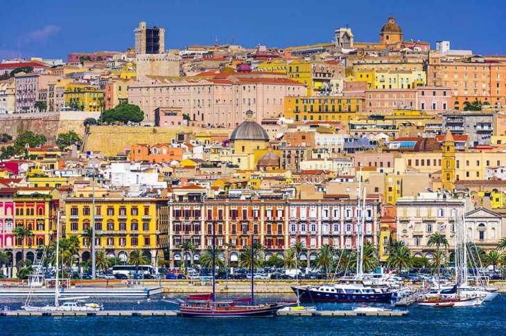 Qué visitar en Cagliari? Guía de turismo Cagliari, Cerdeña
