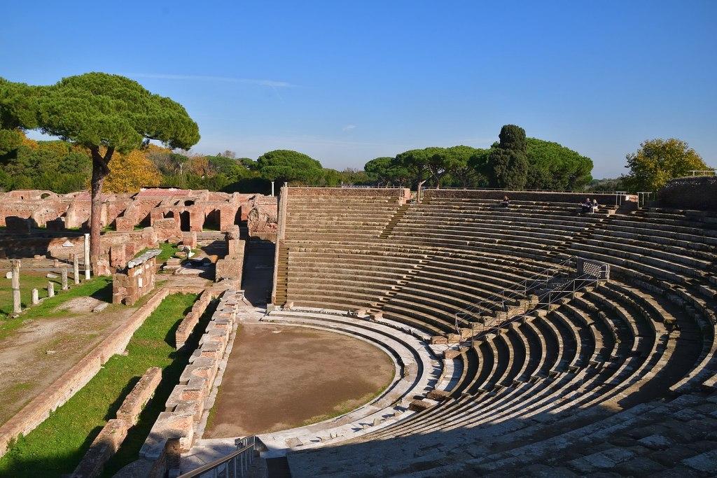Antigua Ciudad de Ostia