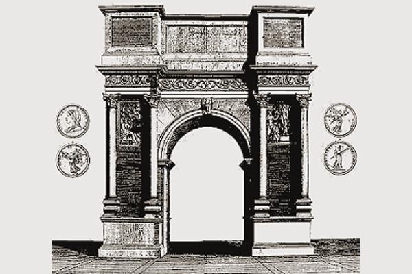 Arco de Portugal Roma