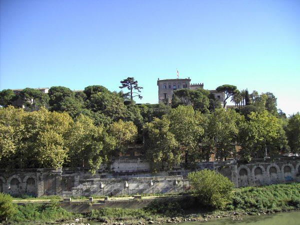 Aventino Roma foto de Lalupa Wikimedia Commons
