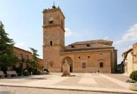 Parroquia de San Antón en El Toboso