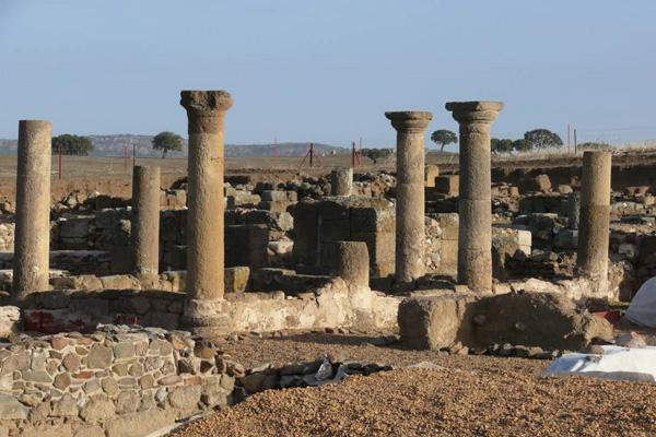 Yacimiento Romano de Sisapo