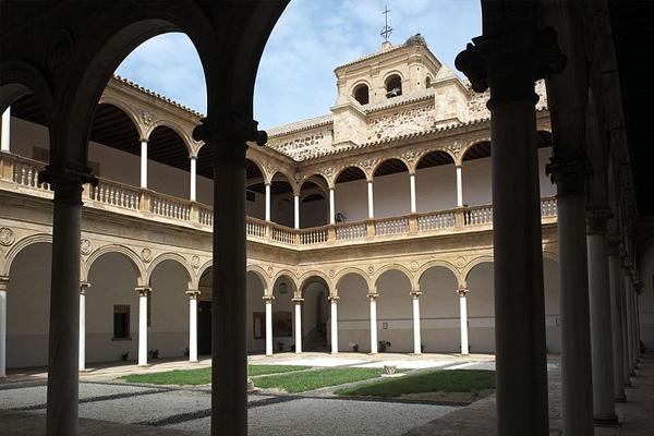 Convento de la Asuncion de Calatrava foto de GFreihalter