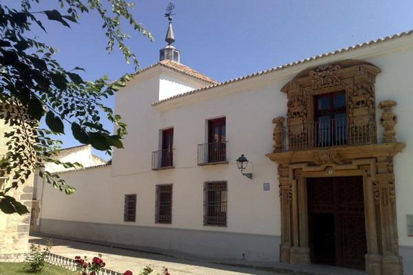 Palacio de los Condes de Valdeparaíso de Almagro