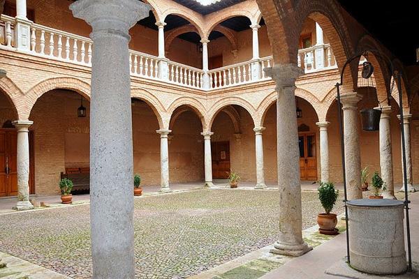Palacio Fucares de Almagro