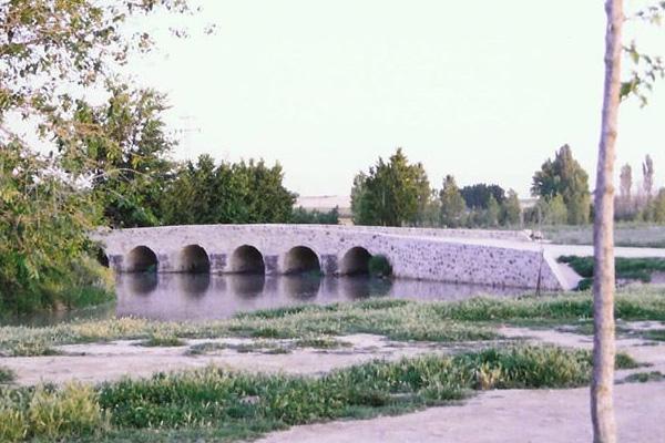 puente de san clemente villanueva de alcardete