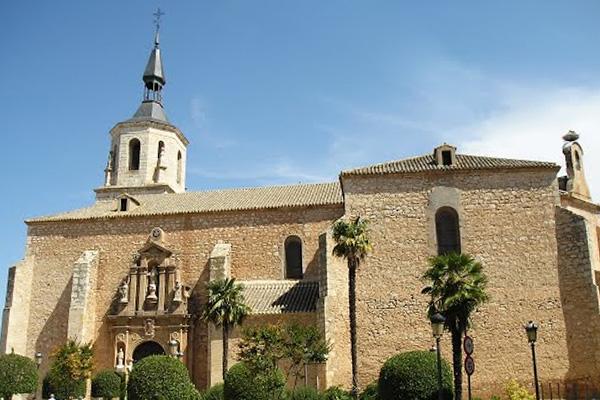 Parroquia De San Pedro Apóstol de Daimiel