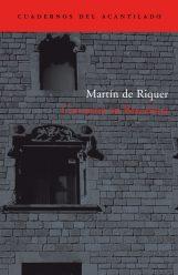 Cervantes y Barcelona de Martin de Riquer