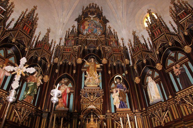 Iglesia de Nuestra Senora de la Asuncion Beteta foto del Ayuntamiento de Beteta