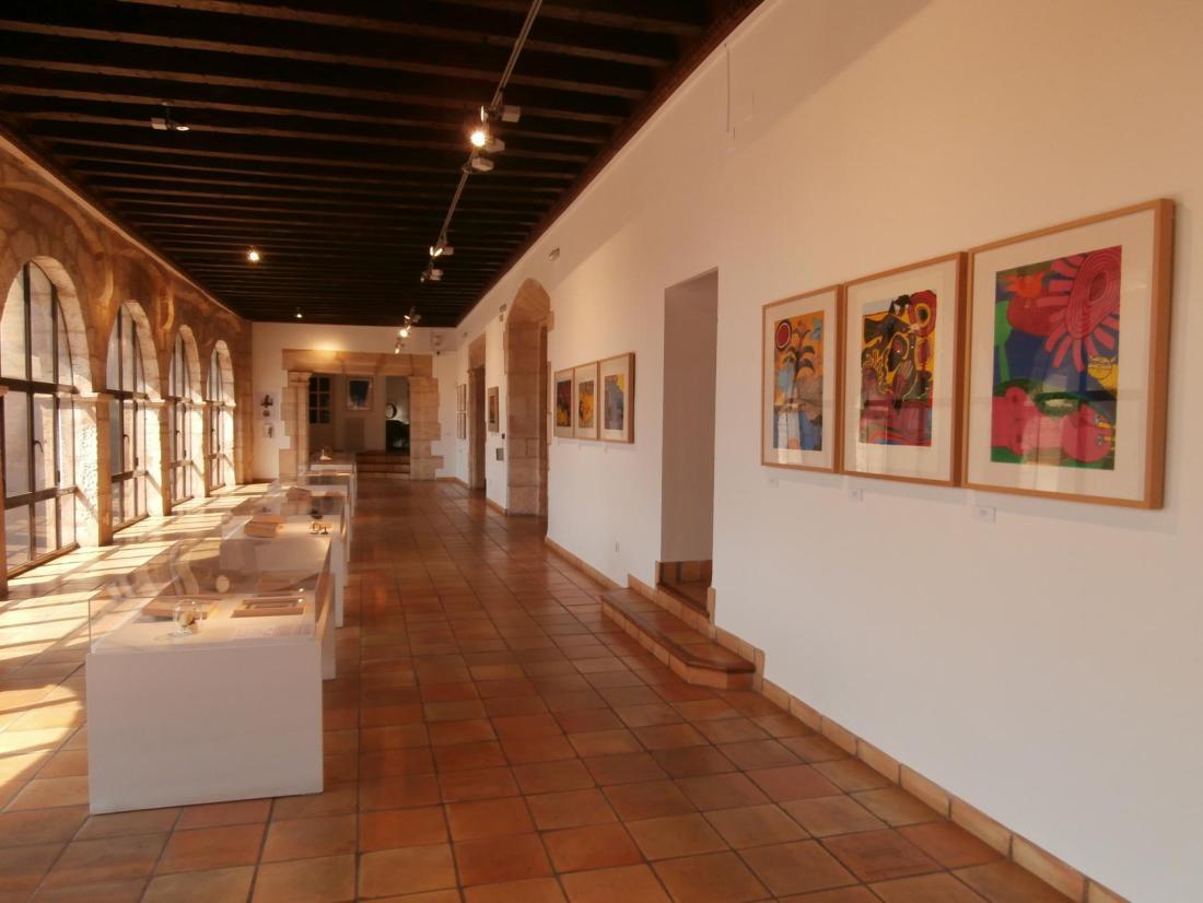 Museo de Obra Grafica San Clemente