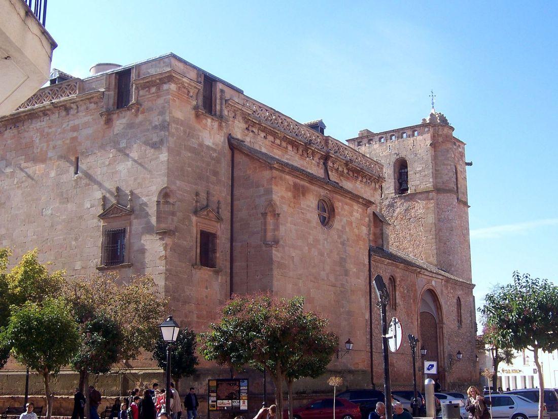 Parroquia de Santiago Apostol de San Clemente