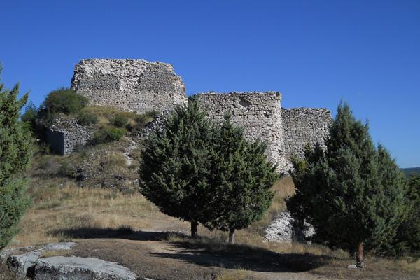castillo de rochafrida lagunas de ruidera