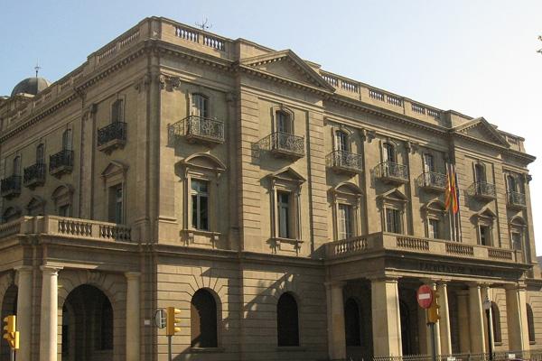 Facultad de Nautica de Barcelona