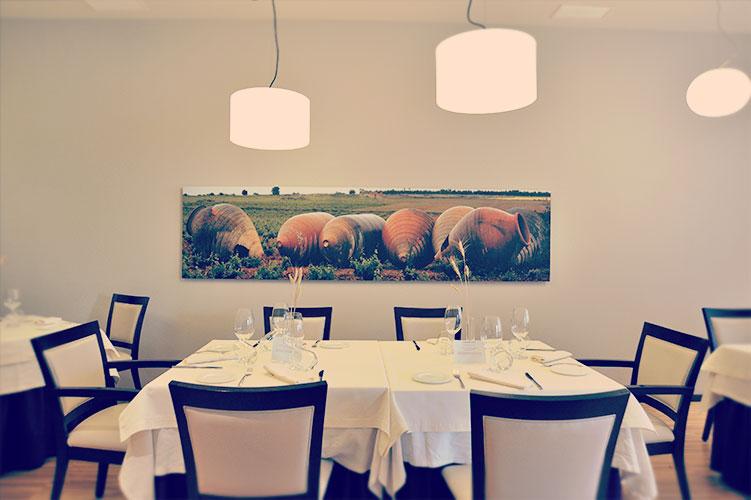 restaurante azafran villarobledo