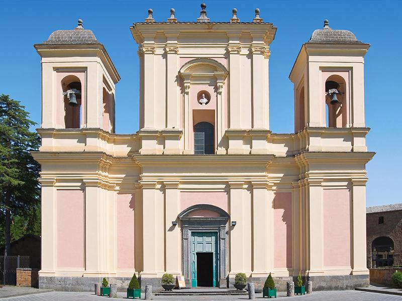Iglesia del Santo Sepolcro Acquapendente