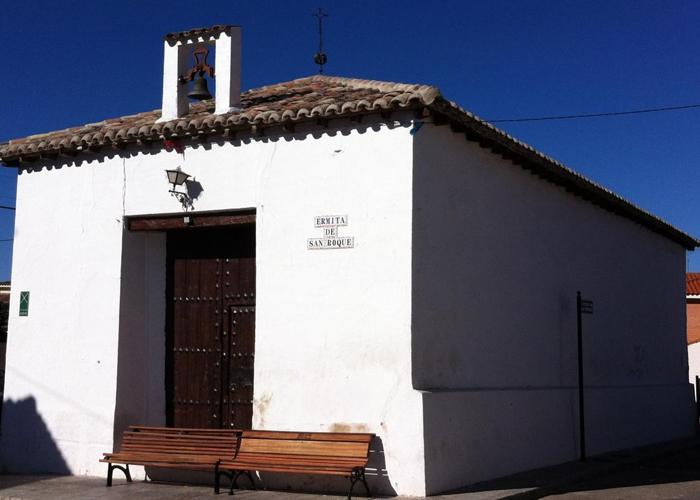Ermita de San Roque en Esquivias