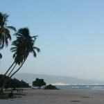 La Playa El Quemaito en Barahona