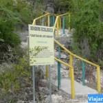 Las Cuevas de Las Caritas Del Lago Enriquillo